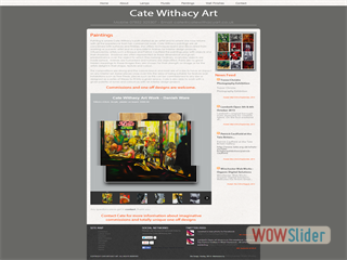 Cate Withacy Art London